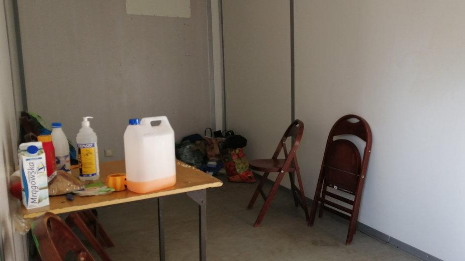 Bełchatów kontenery dla osób bezdomnych