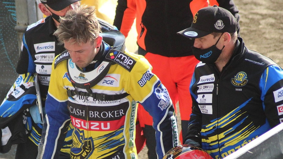 Anders Thomsen i Piotr Paluch