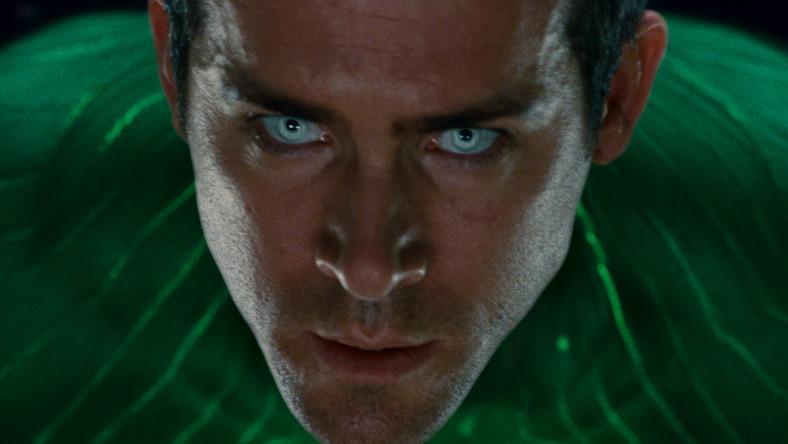"""Ryan Reynolds jako wojownik """"Zielona Latarnia"""""""
