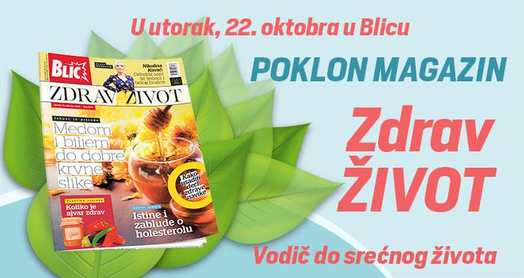 Magazin Zdrav život