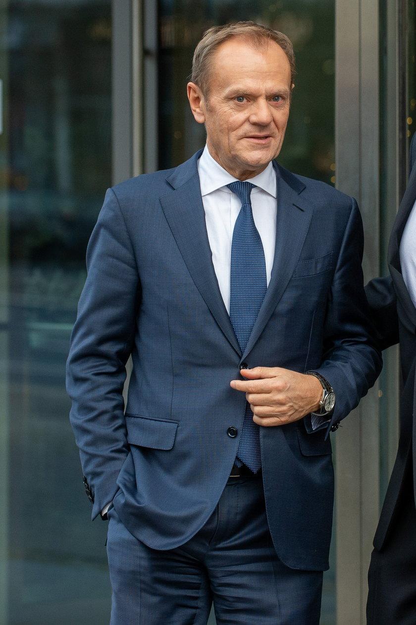 Donald Tusk jest gotowy do wojny!