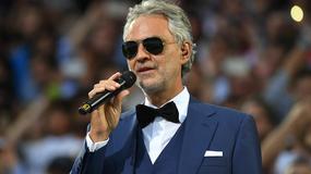 Andrea Bocelli wystąpi na Stadionie Legii