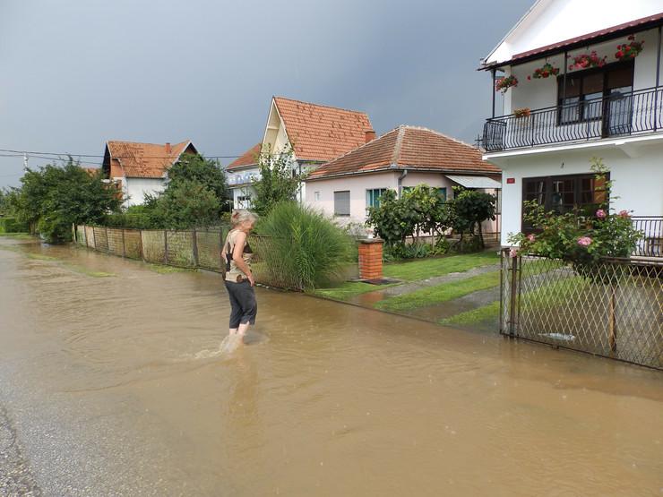 Kraljevo 01 - Poplavljeno naselje Jovac