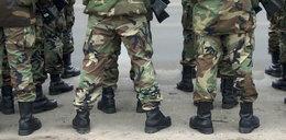 Afera z nożownikiem w polskiej armii. Chcieli to zamieść pod dywan?
