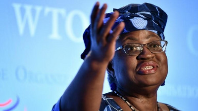 Okonjo-Iweala blasts racist and sexist Swiss newspapers who labelled her 'grandmother'