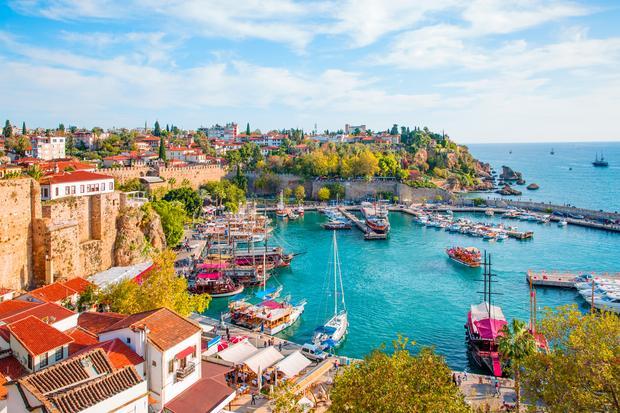Stare miasto (Kaleici) w Antalya