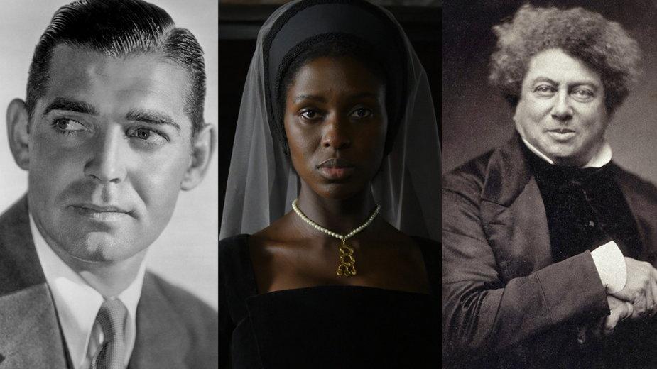 Wiele znanych z historii postaci miało ciemny kolor skóry, choć akurat nie królowa Anne Boleyn