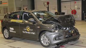 Fiat Tipo – kiepskie wyniki w testach zderzeniowych