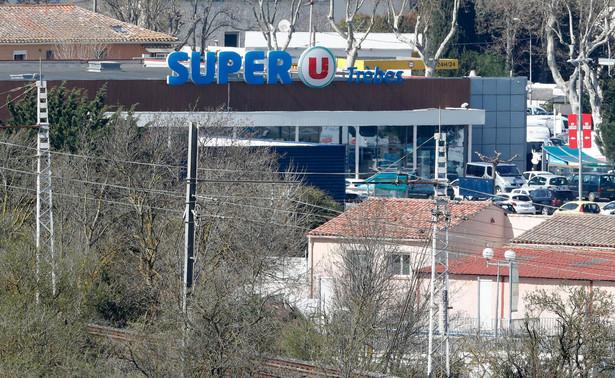 Supermarket w Trebes