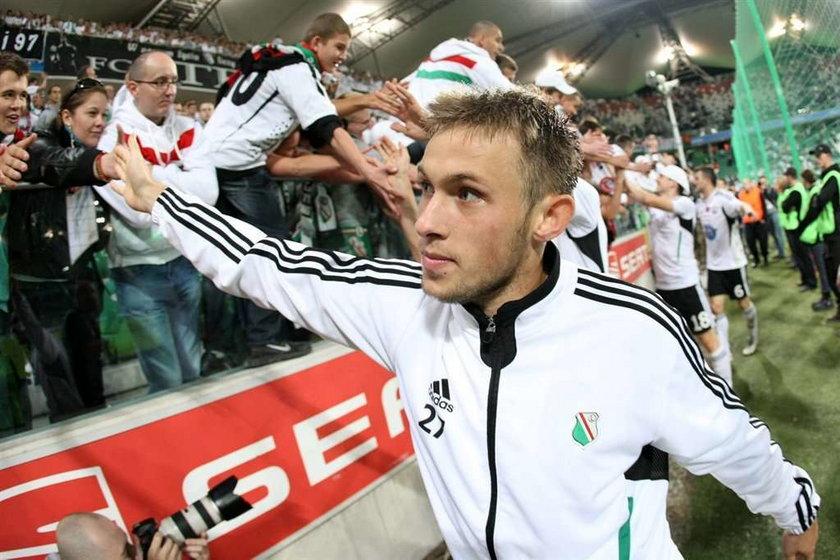 Maciej Rybus: Przestał balować, zaczął grać