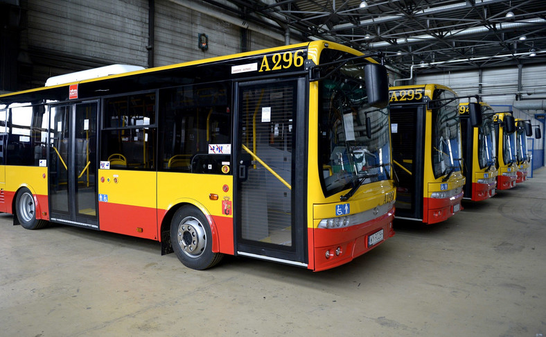 Autobusy Autosan w fabryce w Sanoku