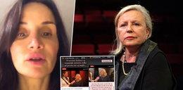 Viola Kołakowska znów wściekła na wirusa, w którego nie wierzy. Teraz ostro atakuje Jandę. Co powiedziała?