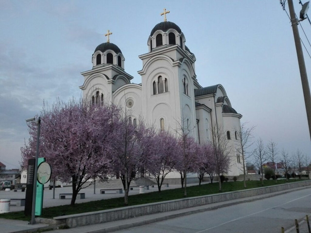 Hram Vaskrsenja Gospodnjeg Valjevo