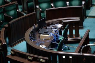 Sejm nie wyraził zgody na uchylenie immunitetu Kownackiemu