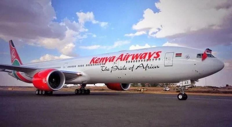 Pay cut: Kenya's national carrier managers and directors now forced to take a cut nearly half of their salary in the face of coronavirus outbreak