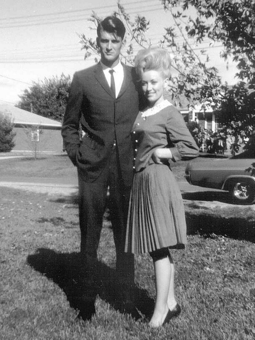 Dolly Parton i Carl Dean