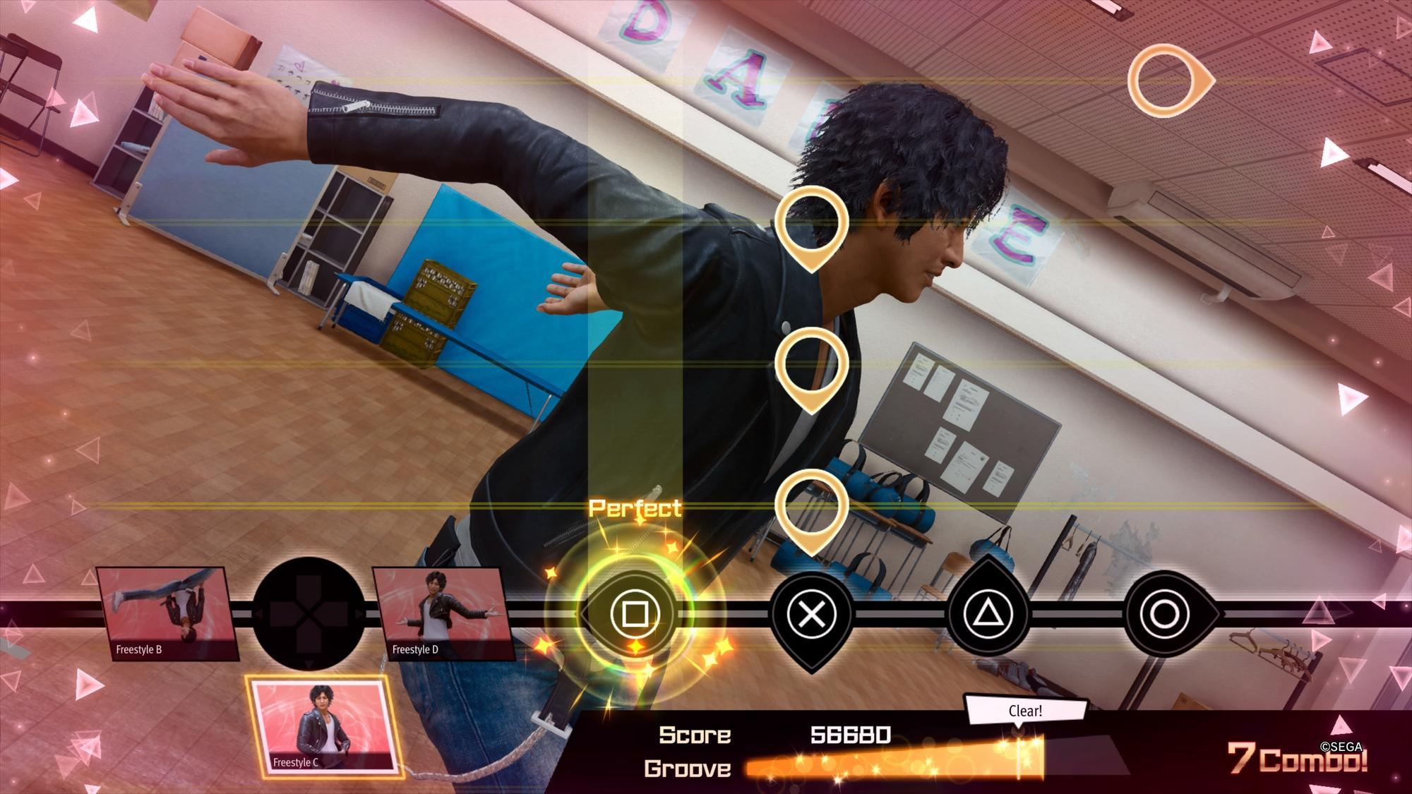 Podobne ako séria Yakuza, aj Lost Judgment hráča zaplaví množstvom minihier.