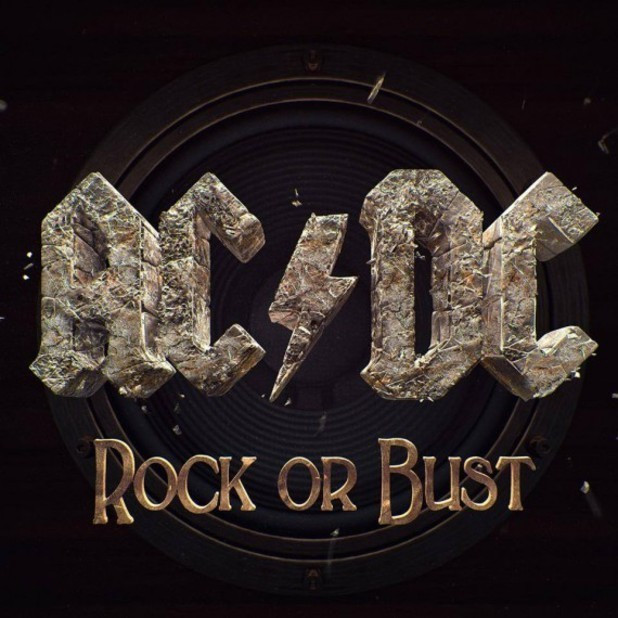"16. AC/DC - ""Rock or Bust"""