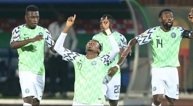 2019 U23 AFCON: Kelechi Nwakali and Taiwo Awoniyi inspire Nigeria to a 3-1 win over Zambia in Group B