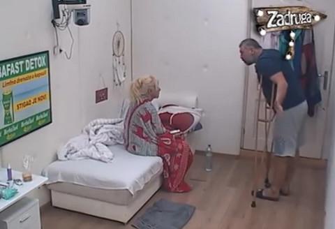PREKRŠIĆE ZABRANU PRILASKA? Miki je napao Suzanu, a ona mu ipak ide TAJNO u posetu, ali tek sledi ŠOK OTKRIĆE!