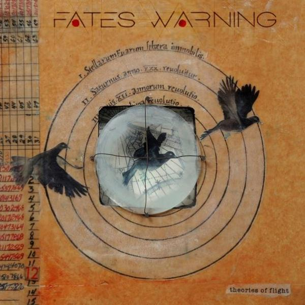 "FATES WARNING – ""Theories Of Flight"""