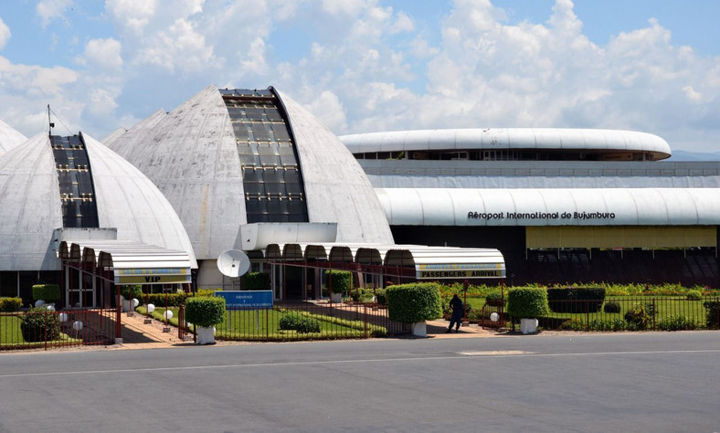 Bujumbura, International Airport, Burundi. (RegionWeek)