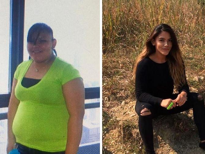 Transformacija ljudi koji su drastično smršali i čije fotke pre i posle deluju kao fotomontaža