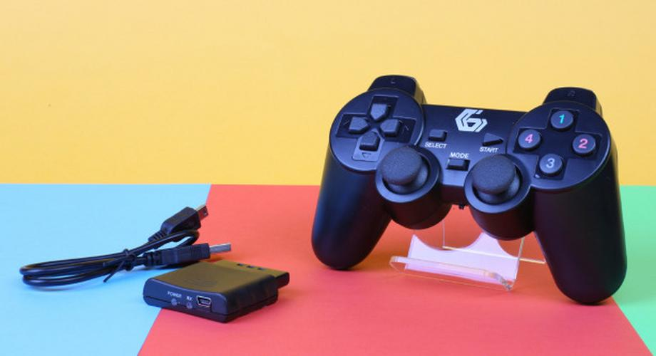 Wireless Gamepad von Gembird im Test: Ideal für Konsolen