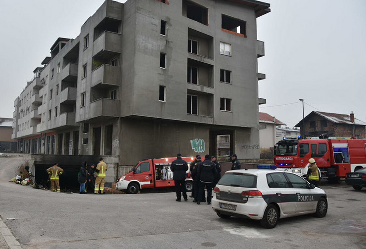 Pozar-Aerodromsko-naselje-Sarajevo