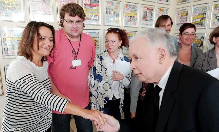 PiS dogania PO. Tak mówi Kaczyński