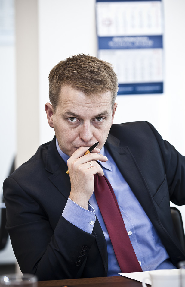 Marek Tejchman, fot. Wojciech Górski