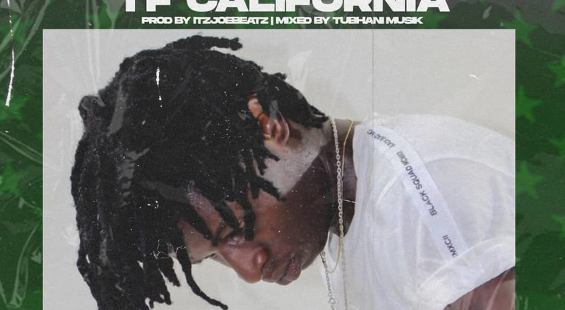 "Ras Lipo kicks off 2021 with  dancehall drill ""TF California"" (LISTEN)"