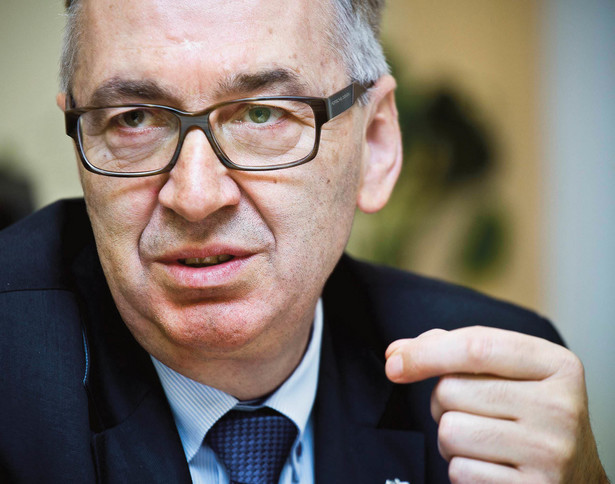 Stanisław Szwed, sekretarz stanu w Ministerstwie Rodziny, Pracy i Polityki Społecznej fot. Wojtek Górski