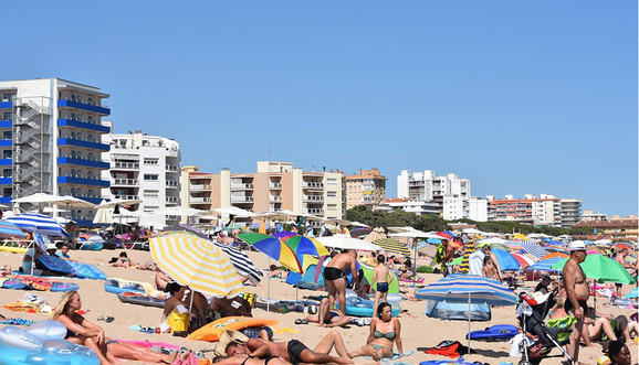 Kosta Brava plaža