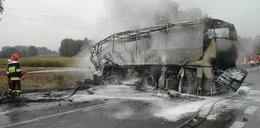 Polscy licealiści spłonęli w autobusie. Jest wyrok