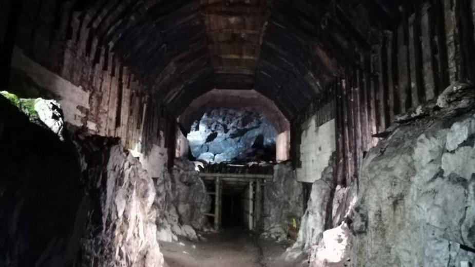 Podziemny kompleks Osówka