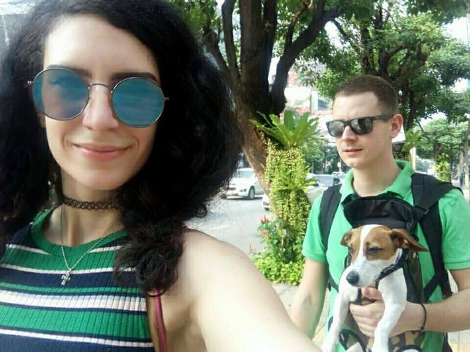 Jelena se pre dve nedelje preselila iz Beograda na Tajland i zbog JEDNE STVARI koja je kod nas normalna tamo joj se svi smeju