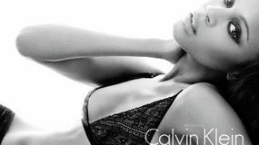 Zoe Saldana rozbiera się dla Calvina Kleina