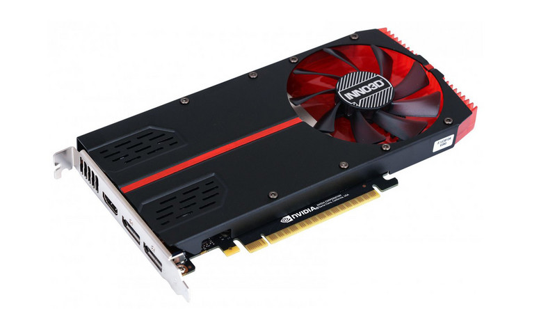 Inno3D GeForce GTX 1650 Single Slot
