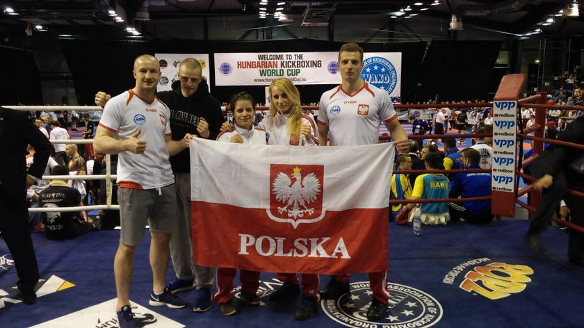 Polska na podium