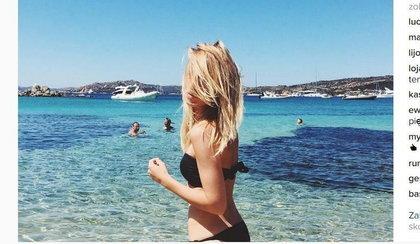Kasia Tusk w bikini. Idealna?