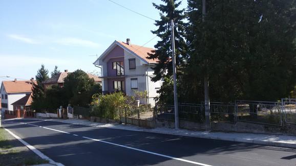 Ulica u kojoj žive Živkovići