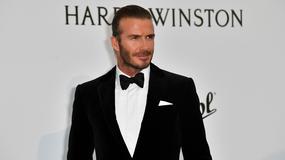 David Beckham pokazał fotografię z młodości