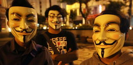 Anonymous ujawnili hasła pracowników rządowych