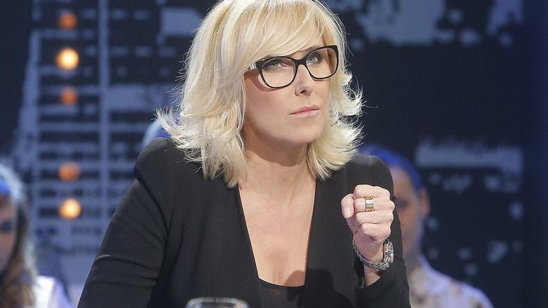 """Agata Młynarska w programie """"Świat się kręci"""""""