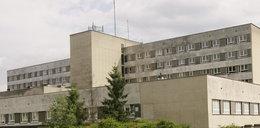 Agresywna pacjentka pobiła personel szpitala i wyskoczyła przez okno