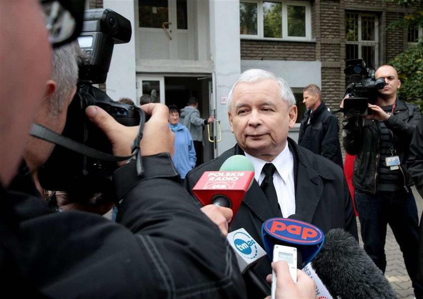 Palikot: Kaczyński to neofita. Jarosław Kaczyński był niewierzący?