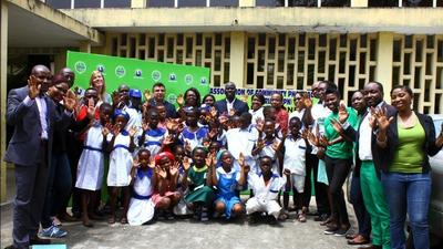 Dettol celebrates health and hygiene, donates hand-wash centers and bore-hole