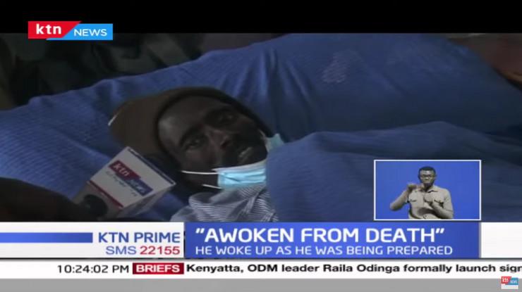 Kenijac proglašen mrtvim pa oživeo u mrtvačnici Kenija
