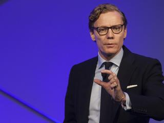 Szef Cambridge Analytica Alexander Nix